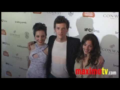 "Los Angeles Premiere of ""Breaking Upwards"" April 8, 2010 (2)"