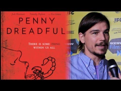'Penny Dreadful' Star Josh Hartnett Tells About His New Showtime Series
