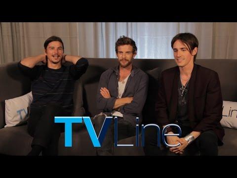 """Penny Dreadful"" Cast Interview at Comic-Con 2014 - TVLine"
