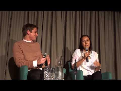 Josh Hartnett & Atsuko Hirayanagi discuss their upcoming projects