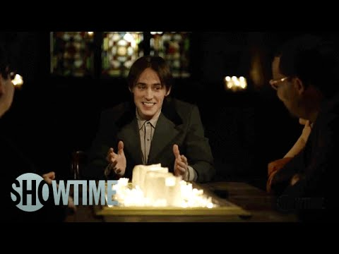 Penny Dreadful | Dreadfuls Roundtable with Reeve Carney | Season 2
