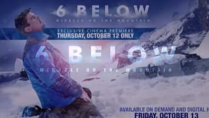 6 below with Josh Hartnett