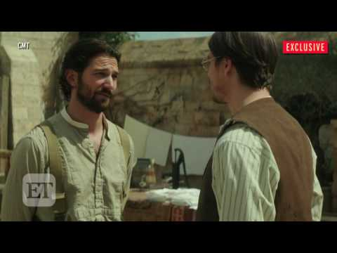 EXCLUSIVE Josh Hartnett and Game of Thrones Star Michiel Huisman Battle in The Ottoman Lieu