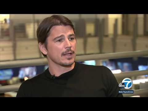Actor Josh Hartnett stretches comedy muscles in 'Oh Lucy!' | ABC7