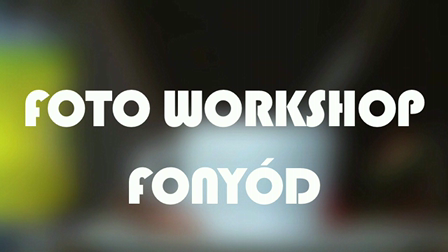 Divat, Glamour es Akt Workshop Fonyod