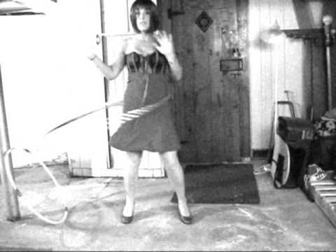 Burlesque Hula Girl