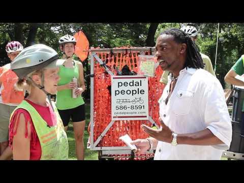 Spotlighting Paradise- Pedal People