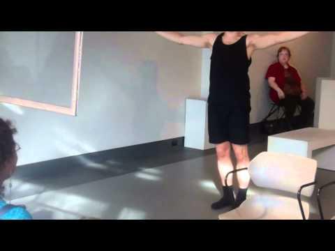 A.P.Erture Dance Installation Available Potential Enterprise