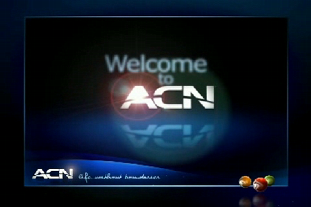 ACN Video Phone - Just In Time!