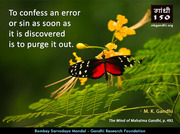 Thought For The Day ( CONFESS )