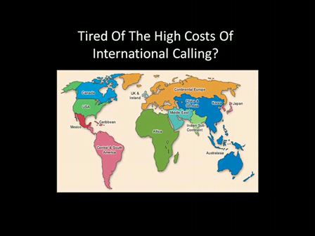 International Calling Plans & Long Distance Calling