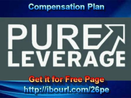 Pure Leverage For Free Compensation Plan!