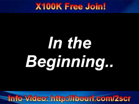 X100K Re-Launch August 15th 2015 Free Join From Old to New!