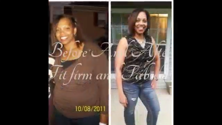 Fit Firm And Fabulous Before and After
