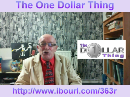 The One Dollar Thing - 41pm Turns Into $7,000.00pm.