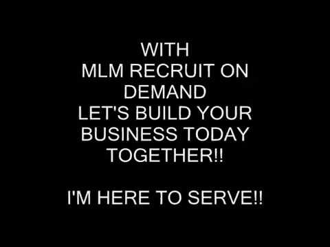 MLM Recruit On Demand Review What If I Don't Like Cold Calling?