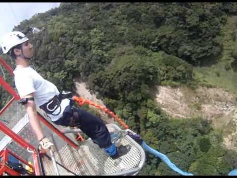 Saut à l'élastique - Extremo Monteverde 143m - Tout Costa Rica