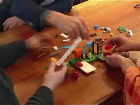 IMA International - Building an 'Ideal Knowledge Organisation' with Lego
