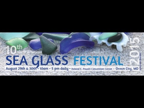NASGA Sea Glass Festival Ocean City, Maryland - 2015