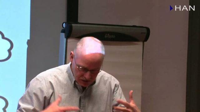 De binnenkant van organisatieverandering - Thijs Homan