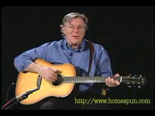 John Sebastian Teaches You Didn't Have To Be So Nice from Homespun Tapes