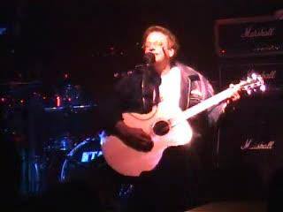 Leslie West-House of the Rising Sun-Live Acoustic