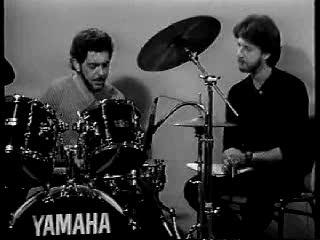 Steve Gadd's teaches 50 Ways