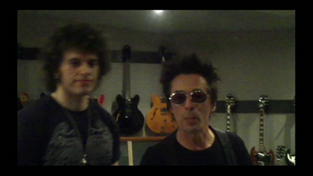 Earl Slick and Pauly Z talk about Manny's