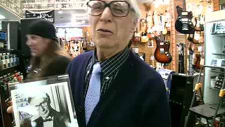 The Amazing Kreskin on 40 years at Manny's and a special message for John Sebastian about Magic