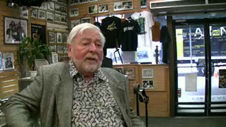 Henry talks about Elvis and the beginnings of Rock and Roll
