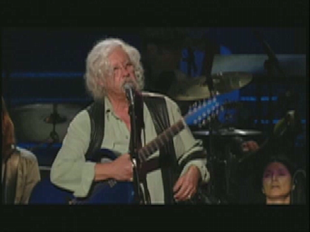 "Arlo Guthrie ""Worried Man"" from Pete Seeger's 90th"