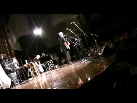 John Lennon's 1rst & Last Songs MARSHALL CRENSHAW & GLEN BURTNIK @ John's 70th 10/9/10