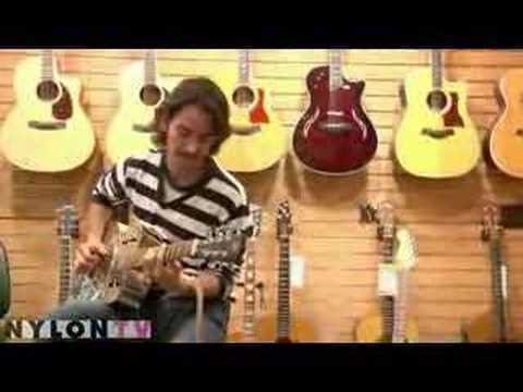 Dhani Harrison at Manny's
