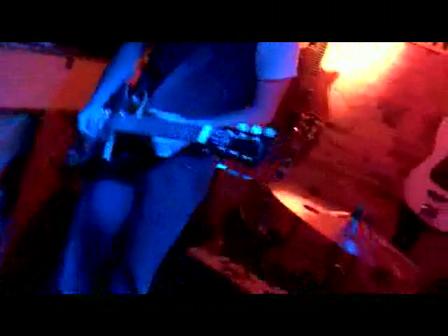 Gavin's Band Shot on Flip Video 11/16/09 Guitar: Billy Norris. Drums: Rodney Howard. Bass: Tony Tino