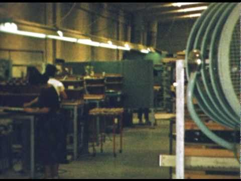 Fender Guitar Factory Tour 1959