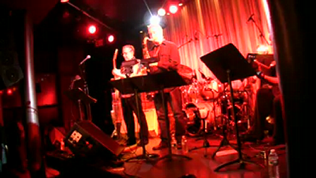 John Tropea Band @ The Canal Room 3/31/10