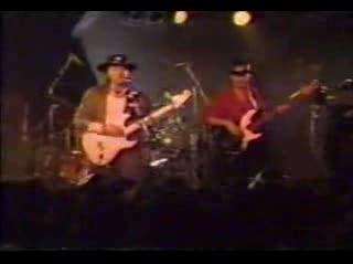 "STEVIE RAY VAUGHAN - ""Superstitution"""