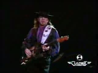 "STEVIE RAY VAUGHAN - ""The House is A Rockin"""