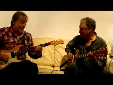 David Spinozza & Elliott Randall (aka Spin & Elz) on the couch - Part 2