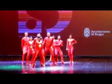 """Show """"Diablo Rojo"""" de Trópical Gem @ Burgosalson 2014"""