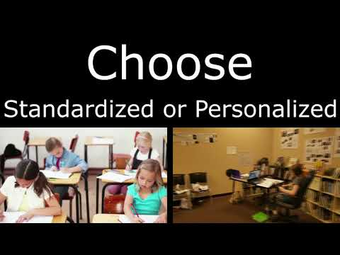 Choose: Standardized or Customized