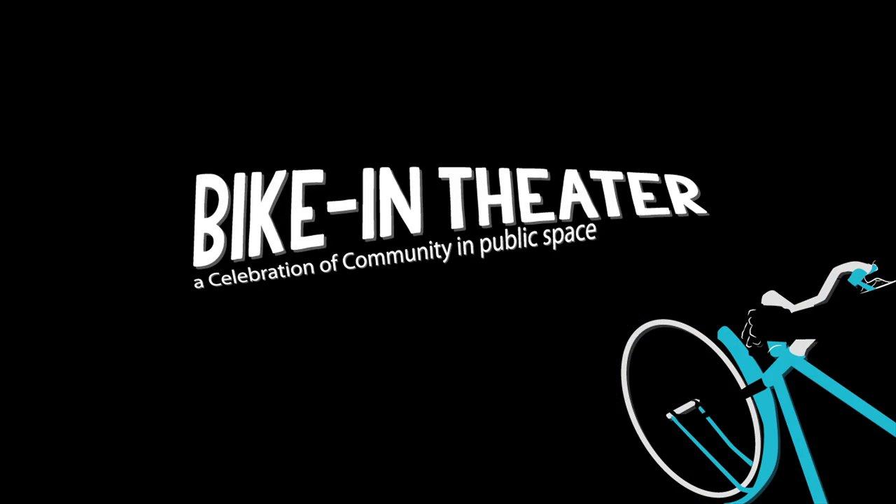 Bike-In Theater 3.0 @ Old Stadium Park