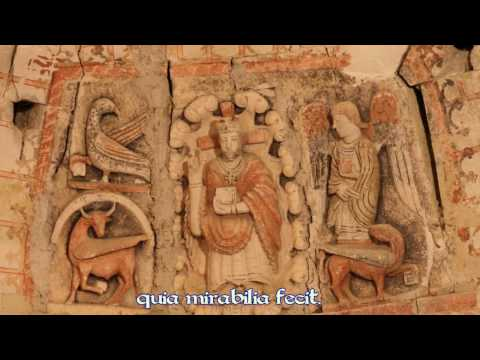 Puer natus est nobis  (Coro Ultreia-Monasterio de Poio)