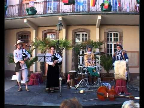 FIMU 2010, Belfort - France, Huniadi Cantores & Cimpoierii din Transilvania