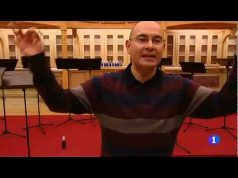 Compositores de Dios (Informe Semanal, 7-4-2012)