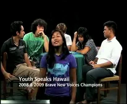 Youth Speaks - Jill