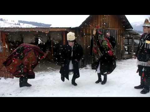Colindă of the Bukovina (Colindătorii din Ilişeşti)