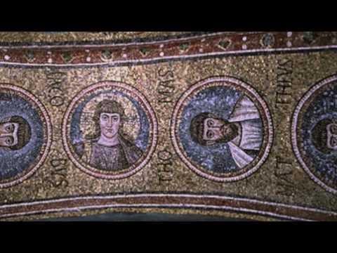 Un exemple de chant byzantin sans isson (voix d'enfants)