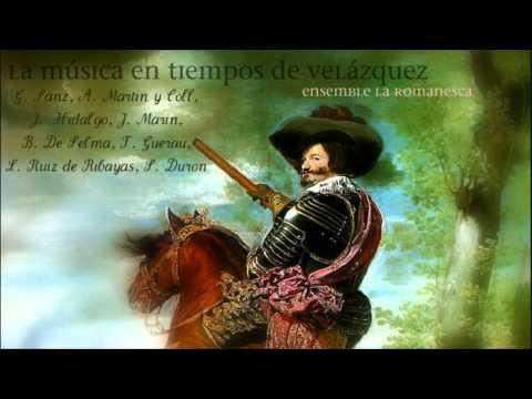 La Música en Tiempos de Velázquez / The complete album / Ensemble La Romanesca