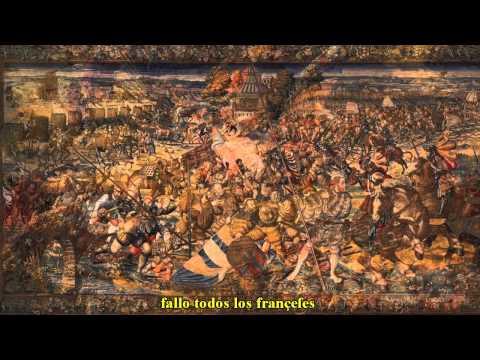 Francisco de Peñalosa - Los braços trayo cansados